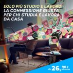 Eolo più + Studio e Lavoro